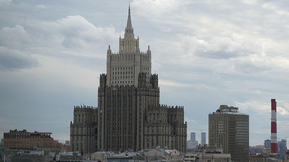 МИД обвинил США в неприкрытом вмешательстве во внутренние дела России