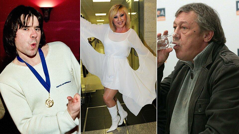 На дне бутылки: знаменитости, чьи жизни разрушил алкоголь