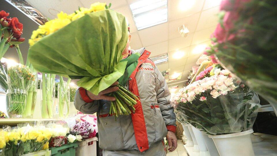 Аллергологи рассказали, какие цветы выбрать к 8 Марта