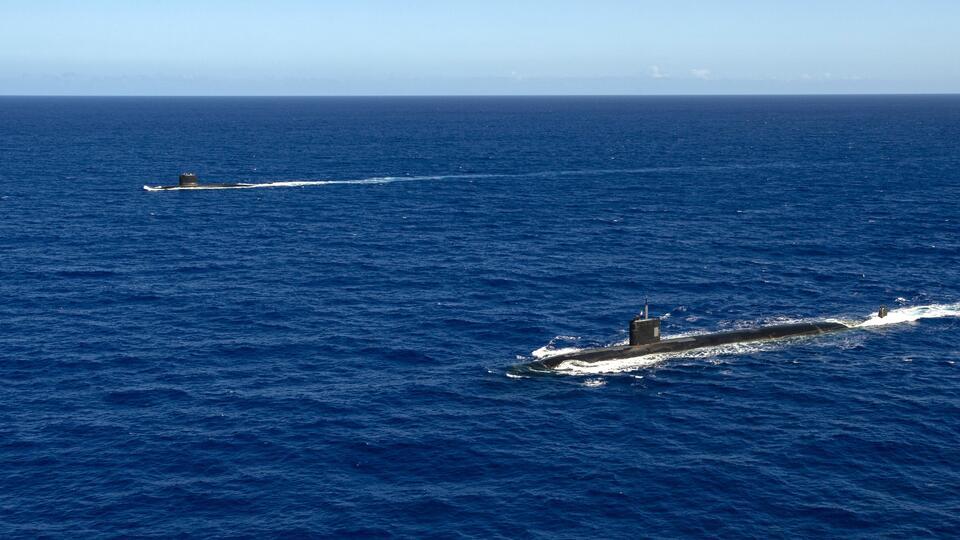 Fox News: Подлодка США была готова топить корабли РФ у берегов Сирии