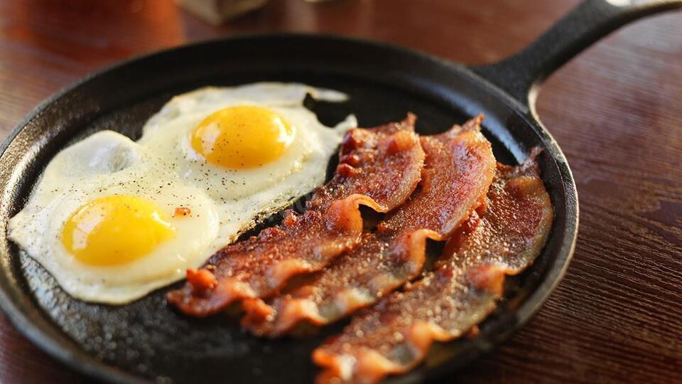 Доказана исключительная польза ранних завтраков