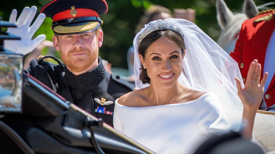 Меган Маркл получила собственный герб после свадьбы с принцем Гарри