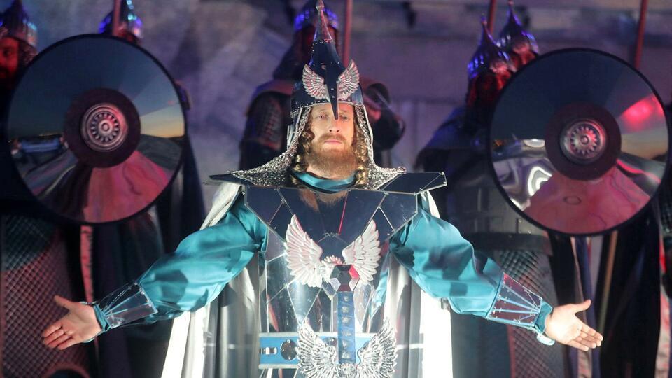 Масштабное шоу: в Петербурге идут последние репетиции Алых парусов