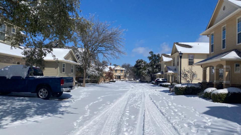 В Сети предположили, что за снегопадами в Техасе стоят власти США