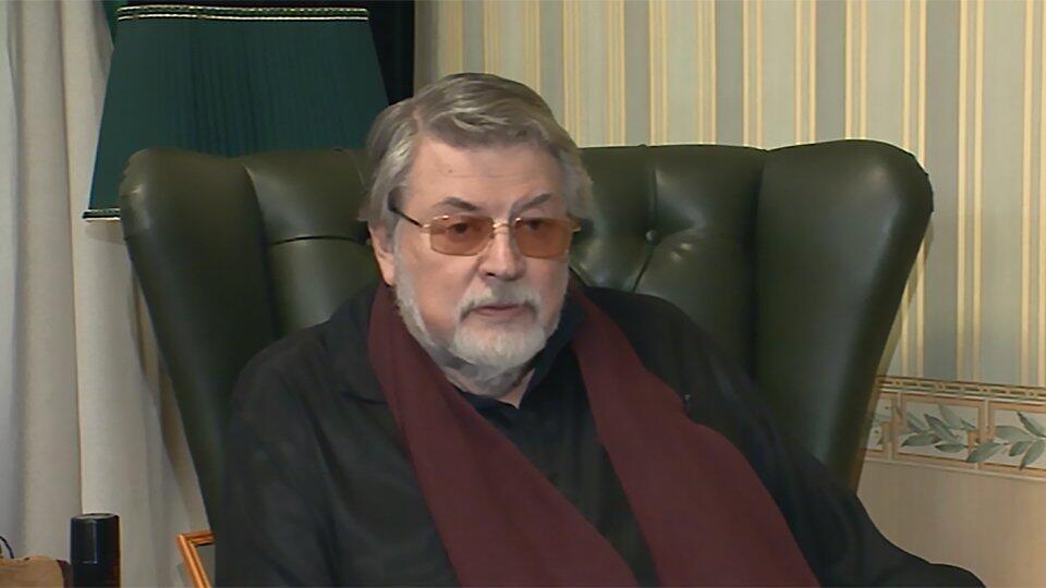 Александр Ширвиндт отмечает 50-летие работы на сцене Театра сатиры