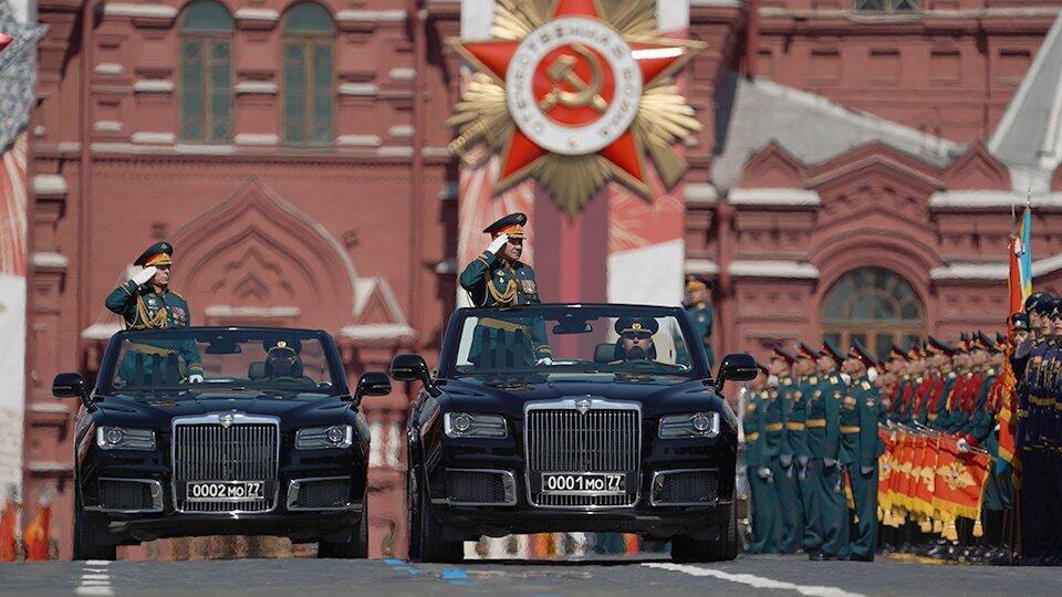 От 1945-го к 2020-му: чем запомнился парад в честь 75-летия Победы