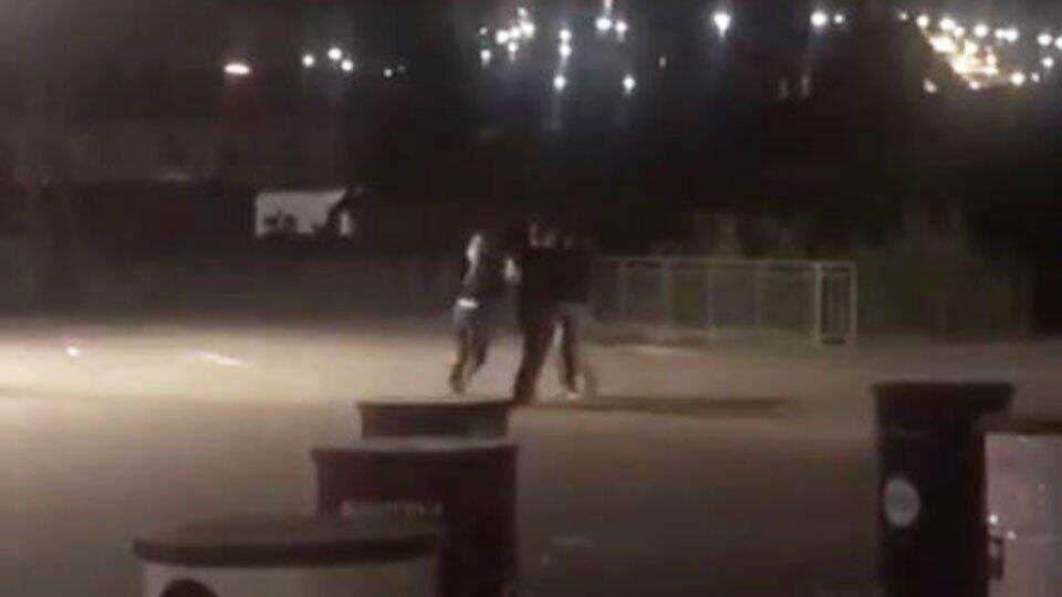 Видео: мужчина был убит одним ударом в драке с боксерами