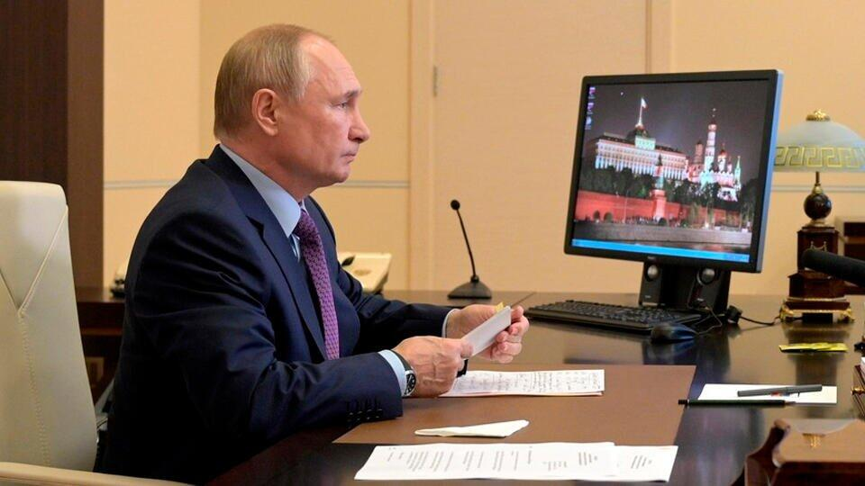 Путин назвал причину роста стоимости газа в Европе