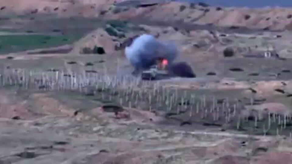 Обострение в Нагорном Карабахе: как видят ситуацию в Ереване и Баку