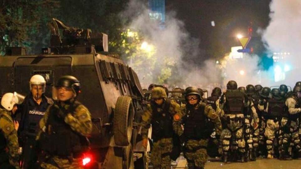 Мощные взрывы раздались в Минске