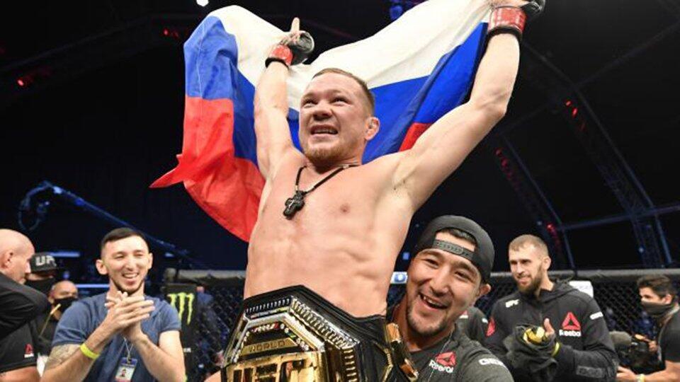"""""""Большой папа"""" о лишении Яна пояса UFC: Стерлинг взял победу хитростью"""