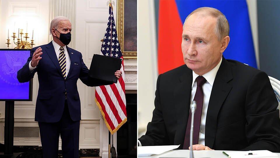 СМИ США раскрыли возможные дату и место встречи Путина и Байдена