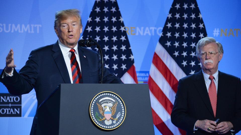 Болтон сообщил о желании Трампа вывести войска США из Японии и Кореи