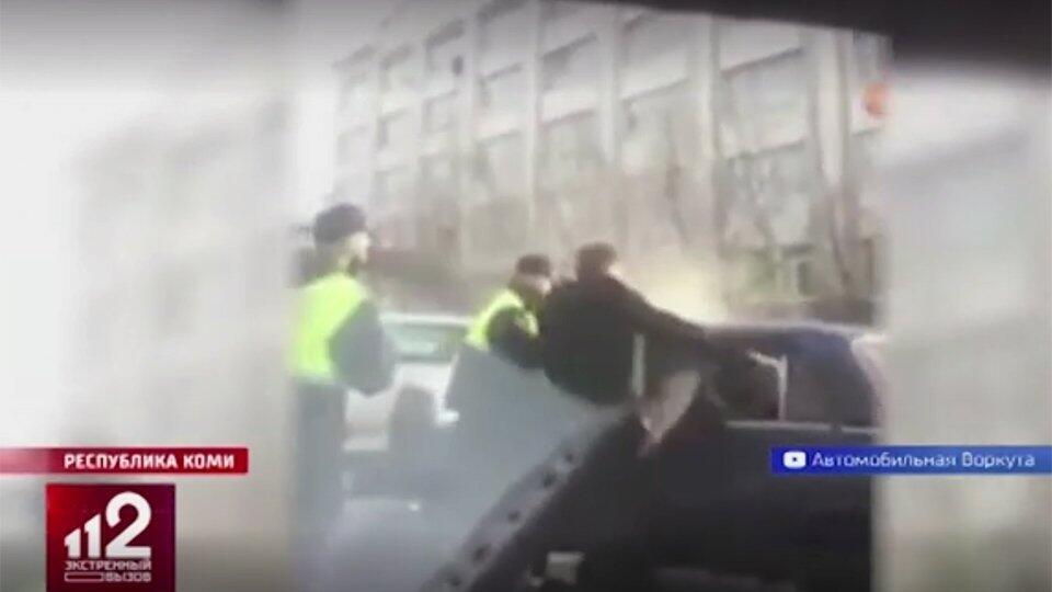 Подросток устроил безумные гонки с полицейскими