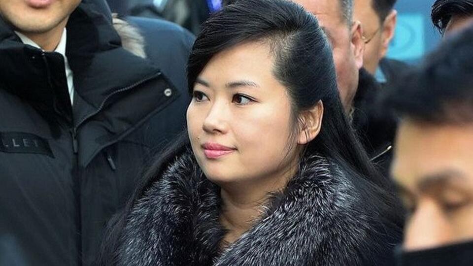 Ким Чен Ын появился на публикес бывшей любовницей
