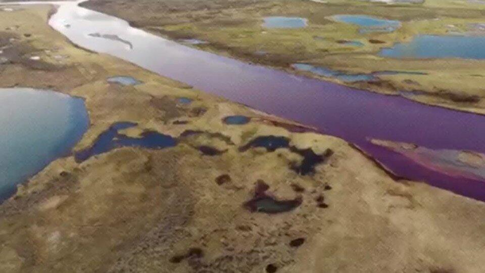 Росприроднадзор продолжит работу в Норильске до улучшений в экологии