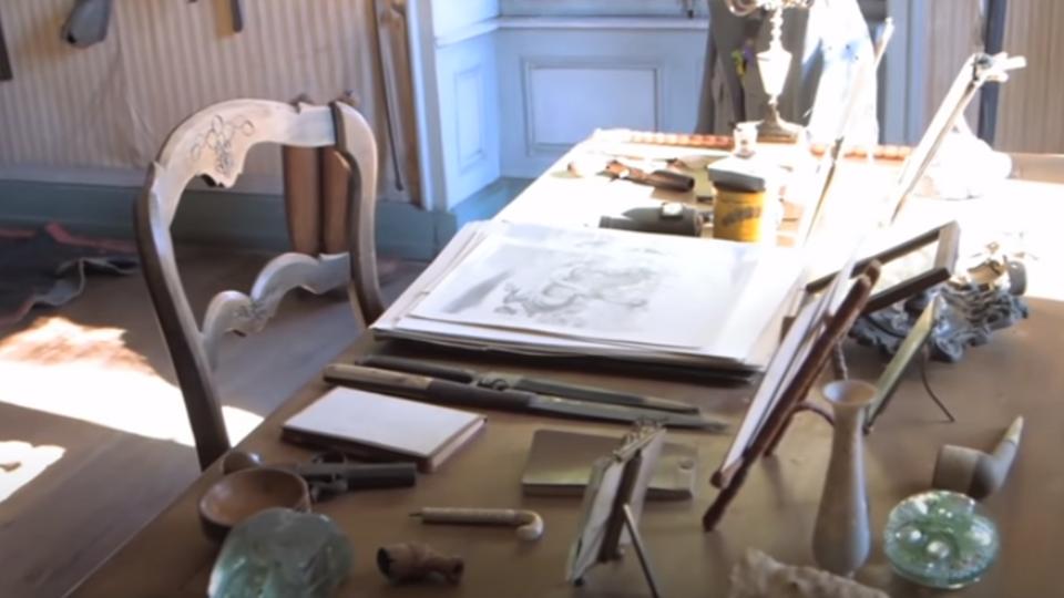 Как будто отошел: комнату погибшего солдата не трогают с 1918 года