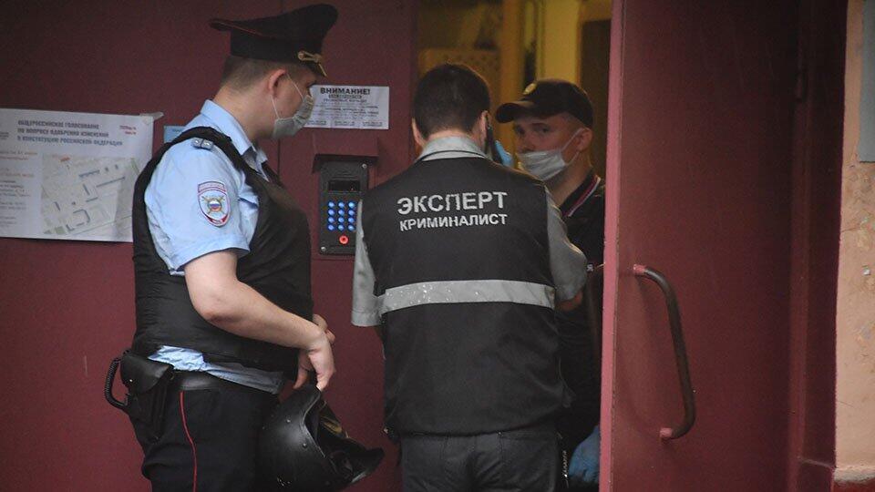 Тело ребенка нашли в московском дворе