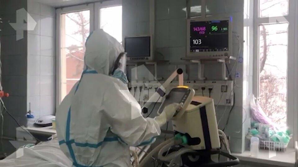 Врачи спасли беременную со 100%-ным поражением легких при COVID-19