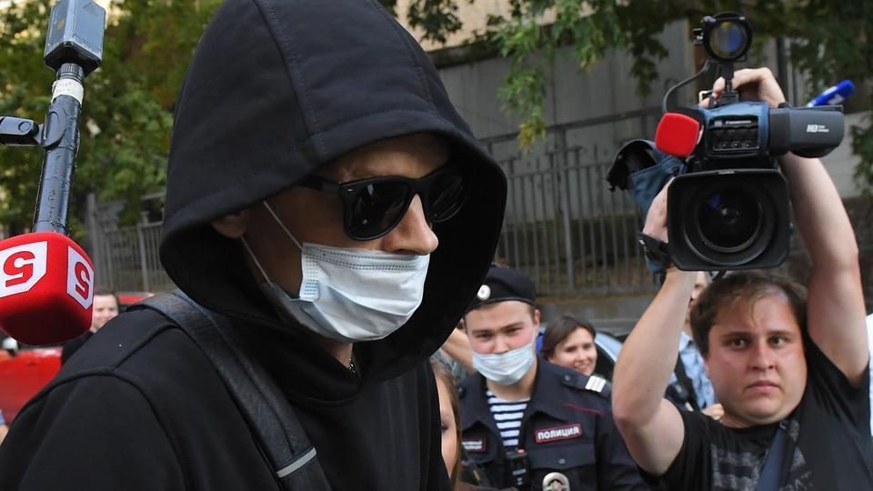Мосгорсуд назначил лжесвидетелю по делу Ефремова Гаеву штраф