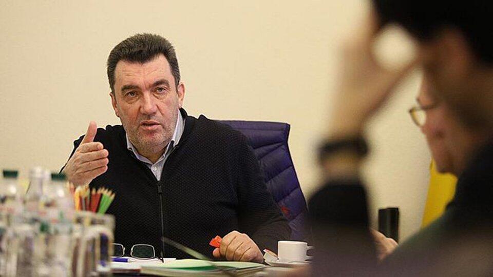 """Глава СНБО Украины увидел угрозу вслове """"Донбасс"""""""