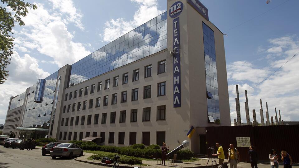 """Арест имущества канала """"112 Украина"""" будет давлением на СМИ"""