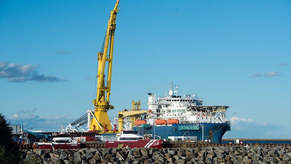 """В США пригрозили порту Германии """"разрушением"""" за """"Северный поток — 2"""""""