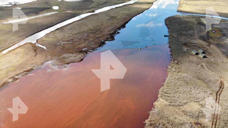 Кто в ответе за экологическую катастрофу в Норильске