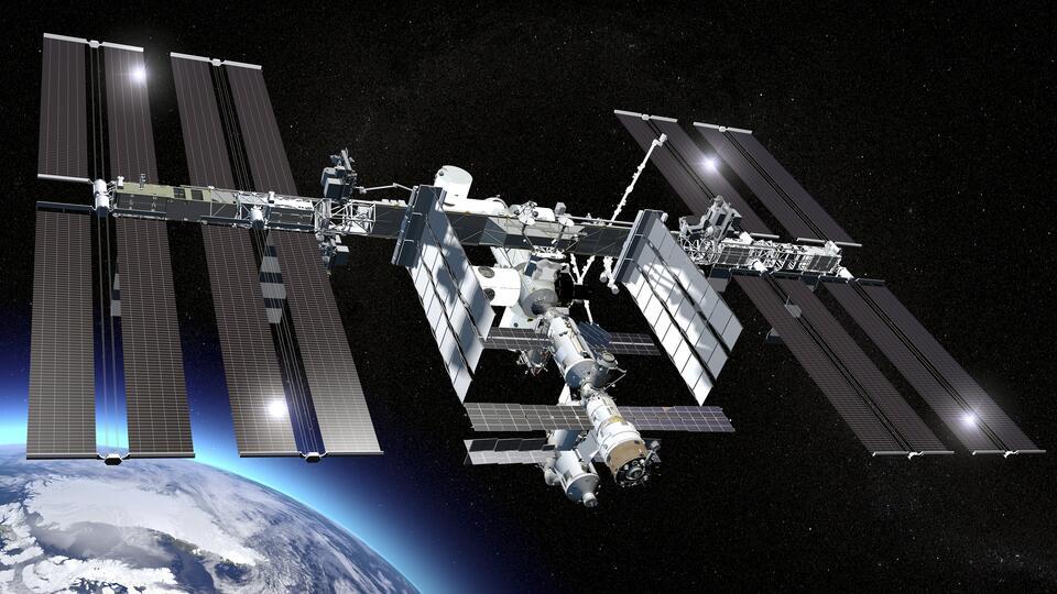 На МКС произошло задымление при проведении эксперимента