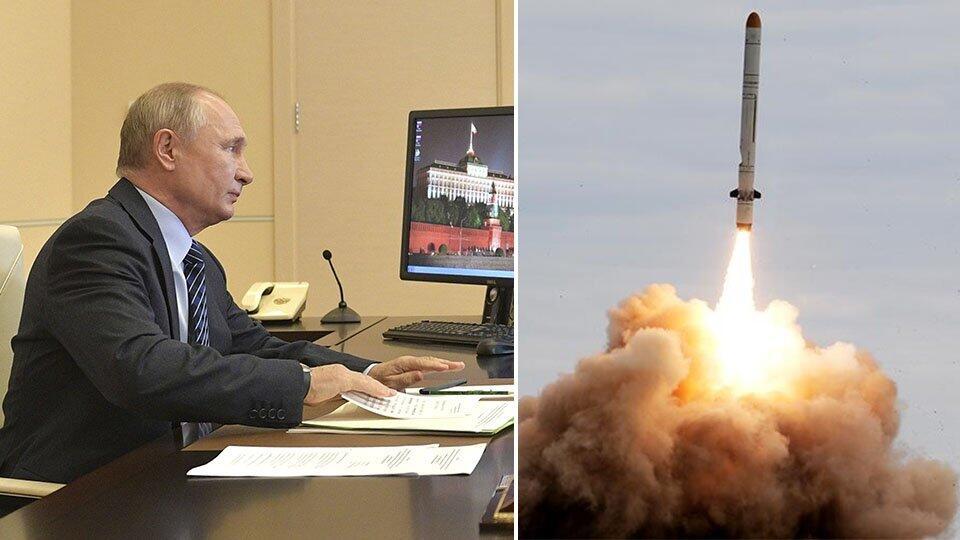 Путин: РФ призывает НАТО к мораторию на РСМД наземного базирования