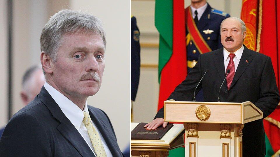 Кремль: Москва может поделиться с Минском опытом по Конституции