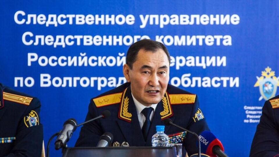 Серый кардинал региона: как экс-глава волгоградского СУ СК Музраев создал собственную мафию
