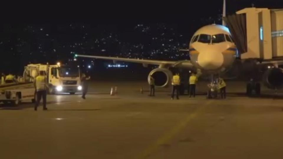Второй борт МЧС с помощью прибыл в Бейрут