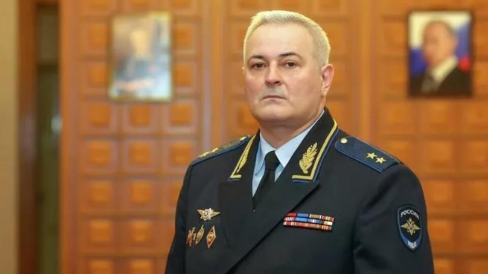 Уволенного экс-замглавы МВД допросили по делу задержанных генералов