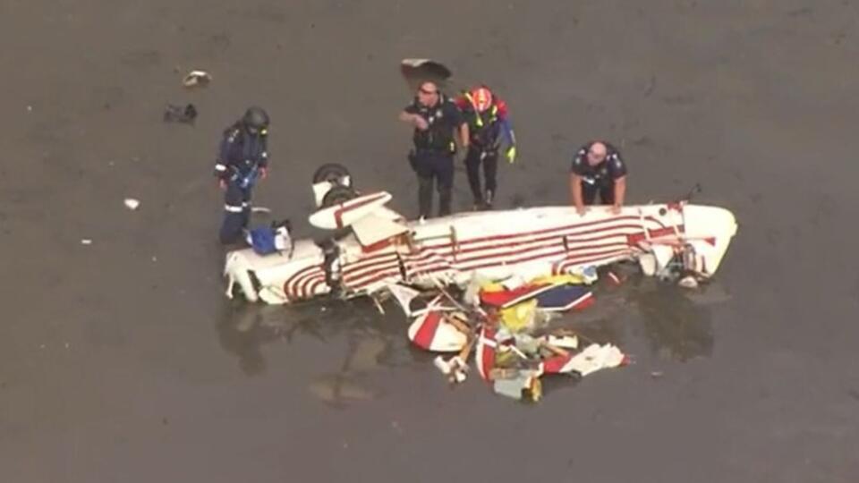 В Австралии разбился легкомоторный самолет, погиб пилот