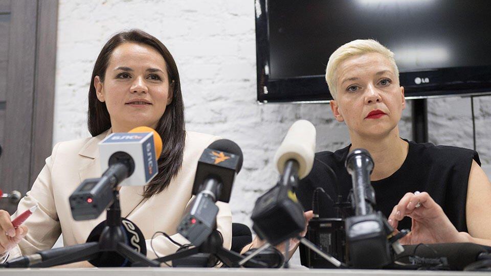 Соратники Тихановской считают, что она могла уехать под давлением