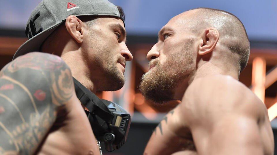 Схватка состоится: в UFC подтвердили подготовку боя Макгрегора и Порье