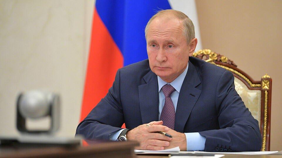 Путин назвал важным для России открытиемемориала в Жестяной горке