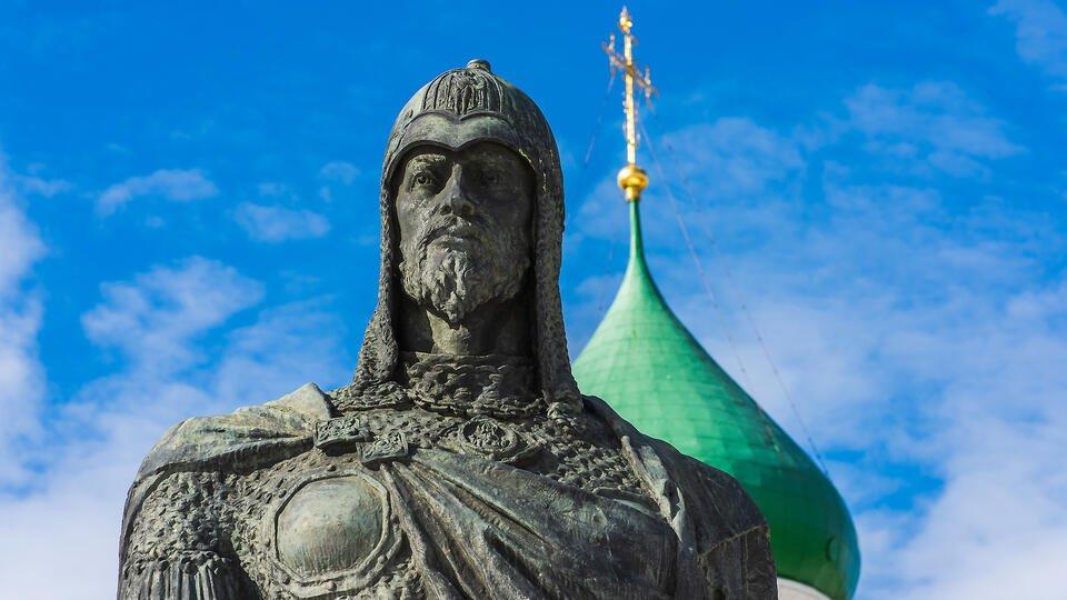 Непобедимый: битвы и тайна смерти Александра Невского