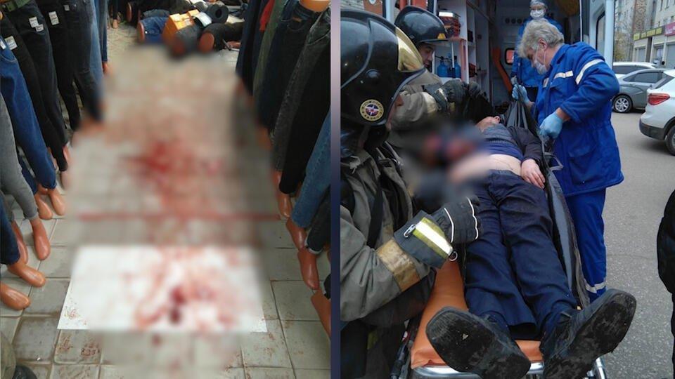 Мужчина взорвал гранату в ТЦ в Коврове из-за ревности к жене