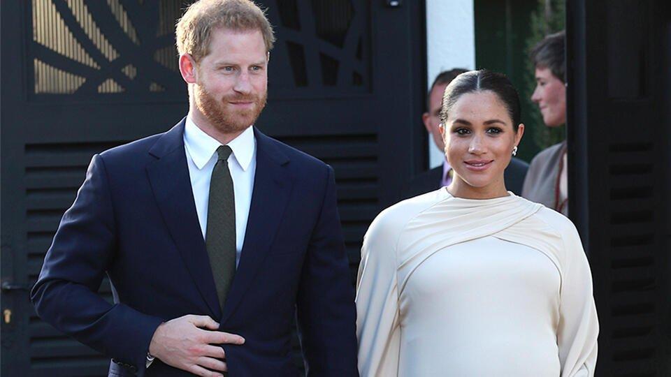 Елизавета II поздравила принца Гарри и Меган Маркл с рождением дочери