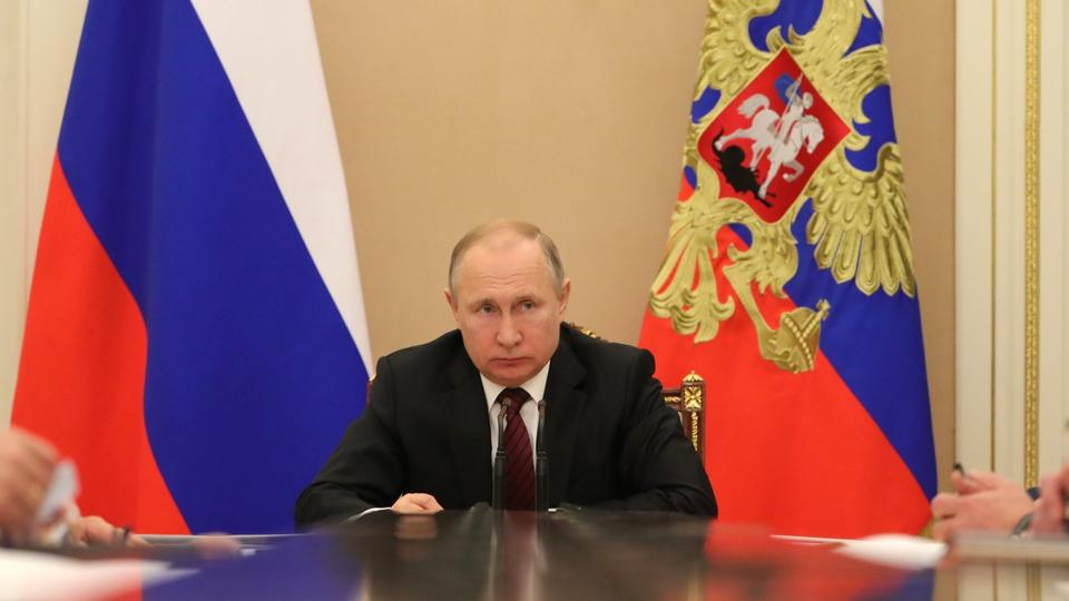 Путин написал статью о Второй мировой войне для National Interest