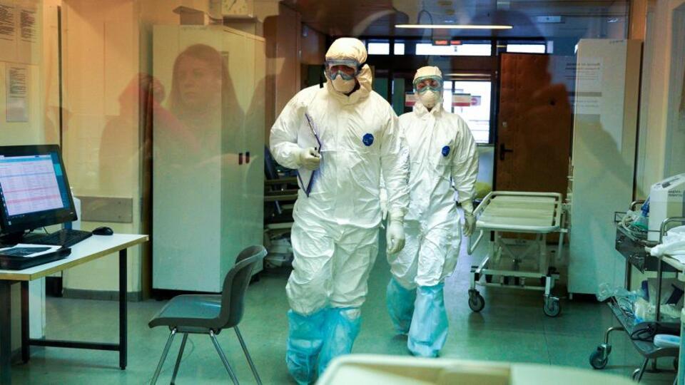 Смертность от коронавируса в России в 3-4 раза ниже мировой, — врач