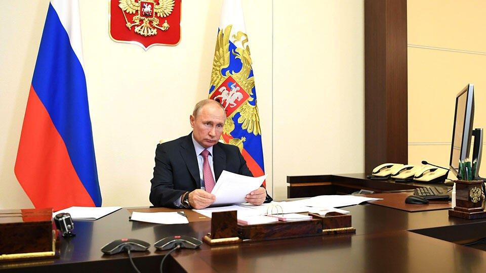 Путин подписал пакет законов о льготах для бизнеса в Арктике