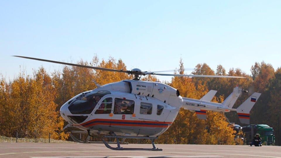 Пострадавших в ДТП в Новой Москве госпитализируют вертолетом
