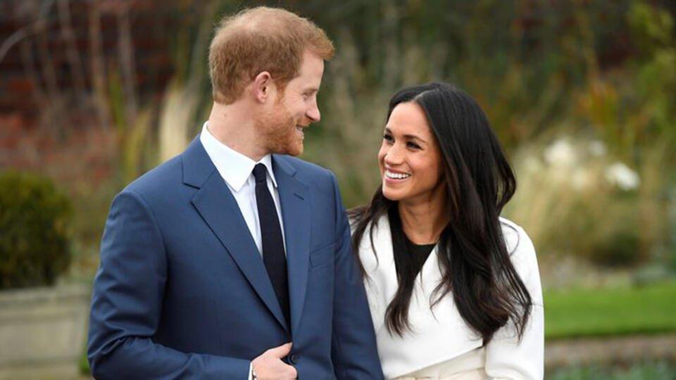 Меган Маркл рассказала о тайной свадьбе с принцем Гарри