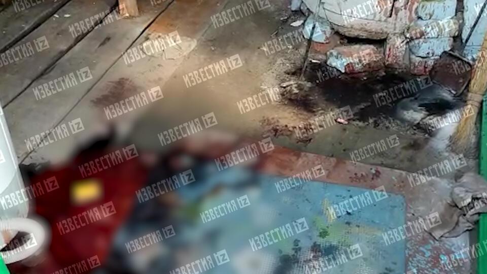 Видео с места убийства семьи из пяти человек в Хакасии 18+