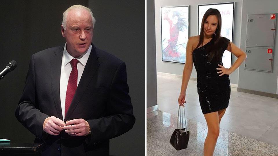 Бастрыкин поручил тщательно расследовать гибель дочери актера Конкина