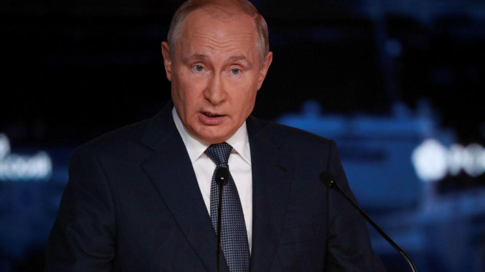 Не военные учения: Путин раскритиковал судейство на ОИ по гимнастике