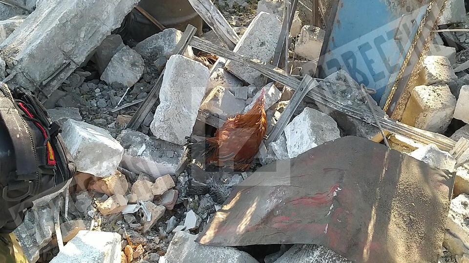 Разбомбили дома: появилось видео последствий обстрелов Степанакерта